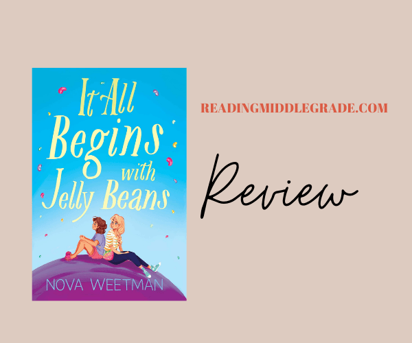 Review | It All Begins With Jelly Beans (+Giveaway!)