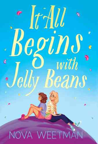 It All Begins with Jellybeans - 2021 Middle School Summer Reading Guide