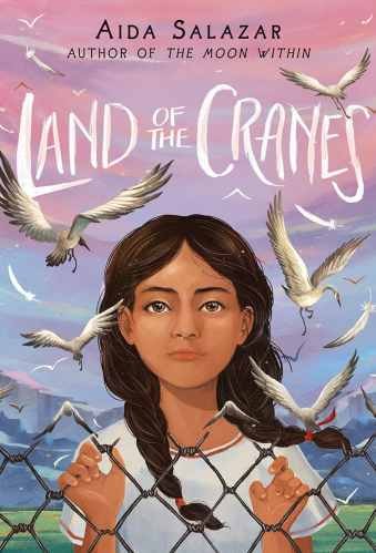 Land of the Cranes - Middle Grade Books About Birds