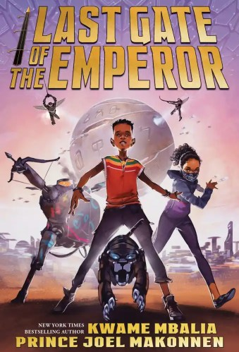 Last Gate of the Emperor - 2021 Middle School Summer Reading Guide