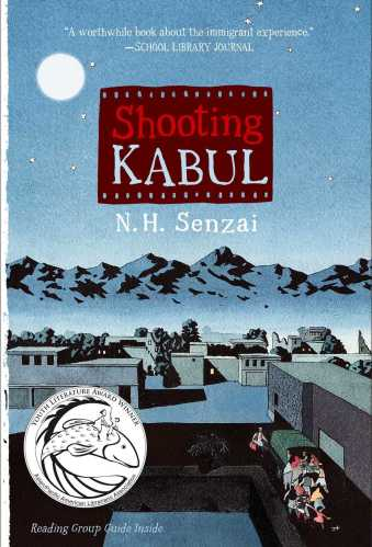 Best Middle Grade Books Set in Asia - Shooting Kabul