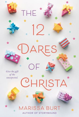 The 12 dares of Christa - Best Middle-Grade Books About Divorce and Blended Families