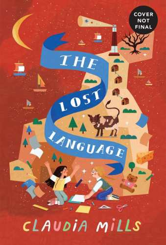 The Lost Language - Best Middle Grade Books Releasing in Fall 2021
