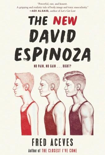 The New David Espinoza - YA Books About Mental Illness