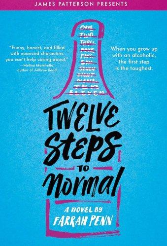 Twelve Steps to Normal - Farrah Penn - YA Books About Mental Illness