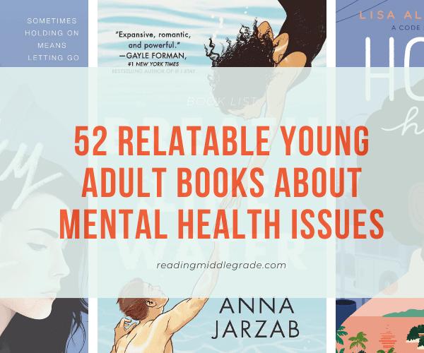 52 YA Books About Mental Illness