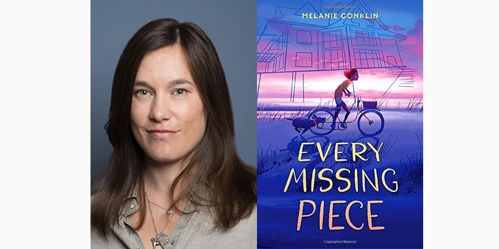 Melanie Conklin - Every Missing Piece - Author Interview