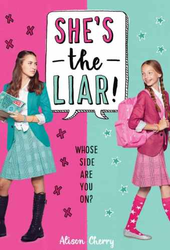 She's the Liar - Best Middle-Grade Books Under 250 Pages