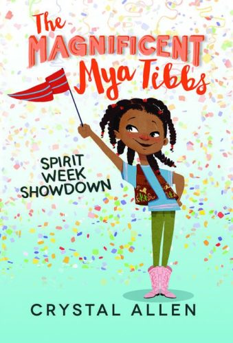 The Magnificent Life of Mya Tibbs - The Best Funny Middle-Grade Books