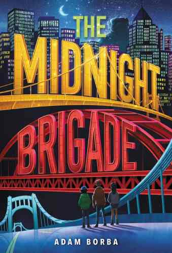 The Midnight Brigade - Best Middle Grade Books Releasing in Fall 2021