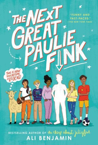 The Next Great Paulie Fink - Best Middle-Grade Books About Moving
