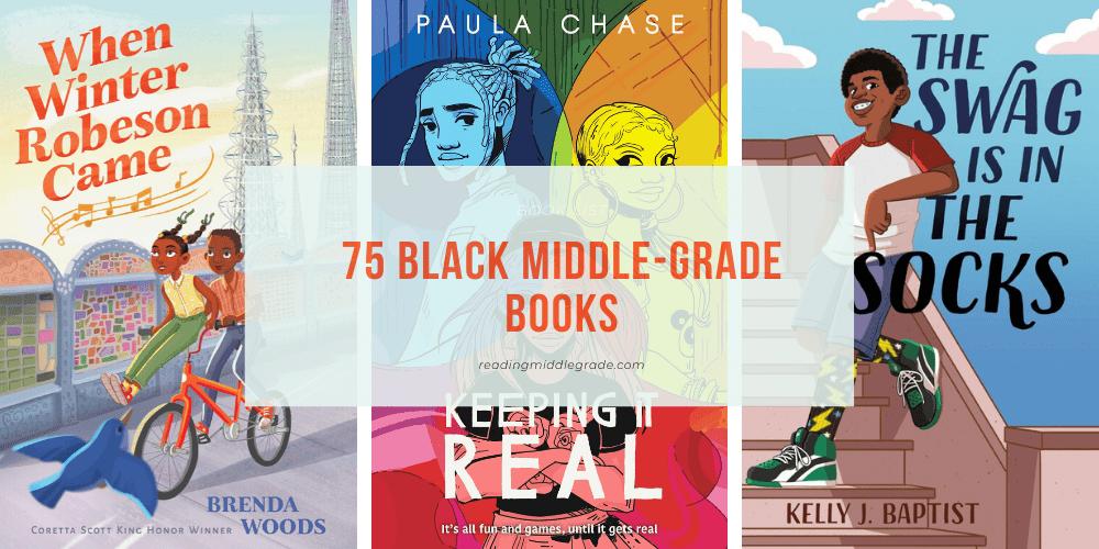 75 Black Middle-Grade Books