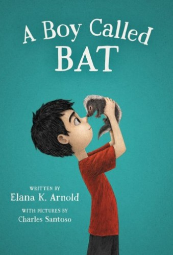 A Boy Called Bat - Best Chapter Books for Third Graders