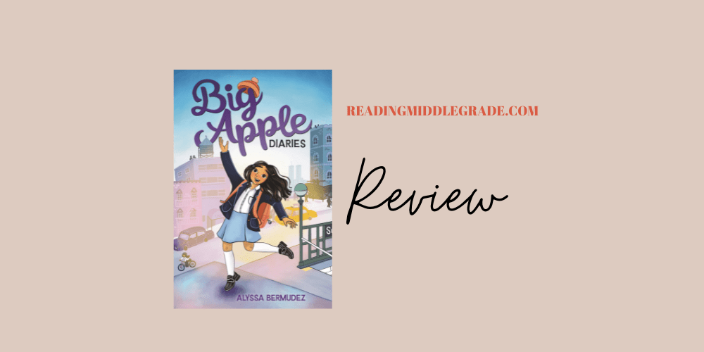 Big Apple Diaries - Book Review