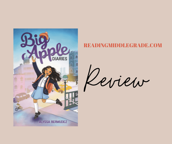 Graphic Novel Review | Big Apple Diaries