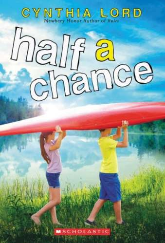 Half a Chance - Middle Grade Books About Dementia