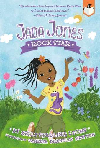 Jada Jones: Rock Star