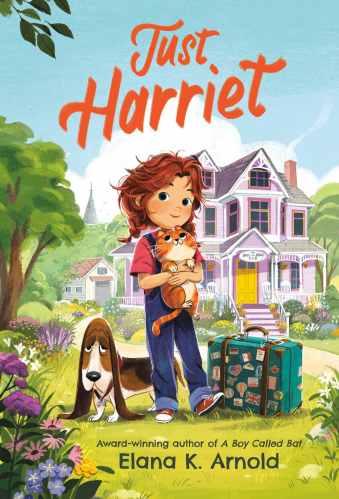 Just Harriet - Best Chapter Books for Third Graders