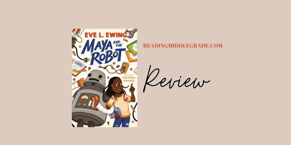 Maya and the Robot - Book Review