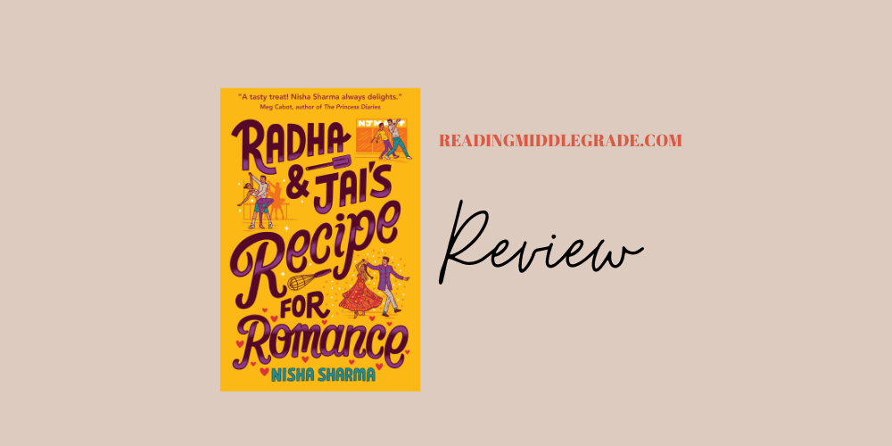 Radha and Jai's Recipe for Romance - Book Review