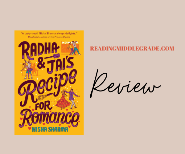 Review | Radha and Jai's Recipe for Romance