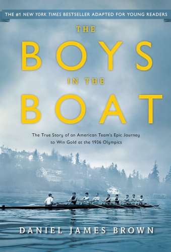 The Boys in the Boat (Young Readers Adaptation) - The Best of Middle Grade Non-Fiction