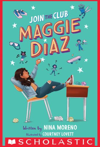Join the Club Maggie Diaz
