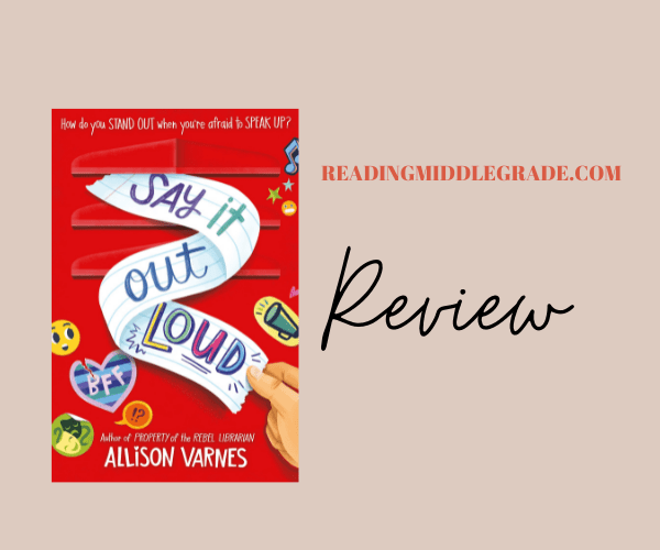 Review | Say It Out Loud
