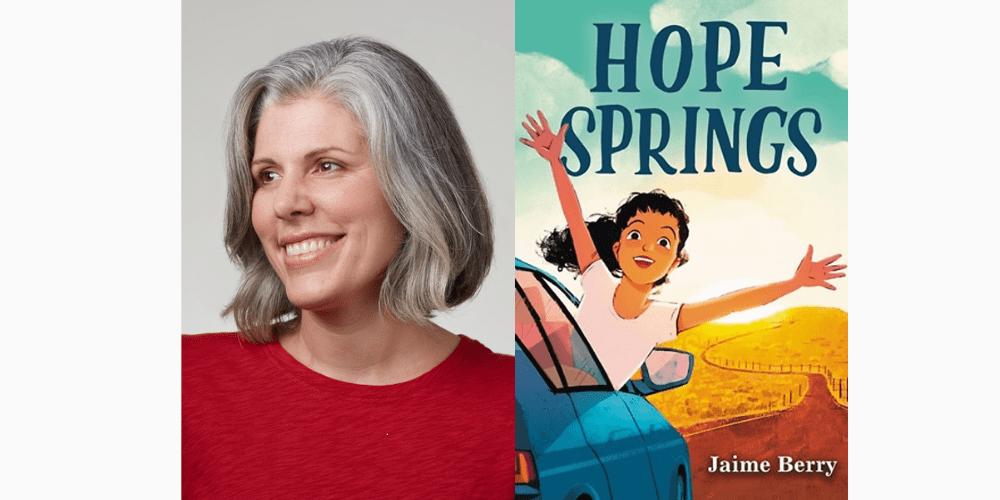Jaime Berry - Author Interview