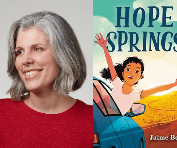 Jaime Berry on Hope Springs