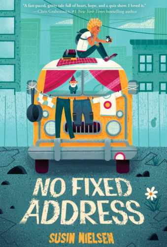 No Fixed Address - books for seventh graders