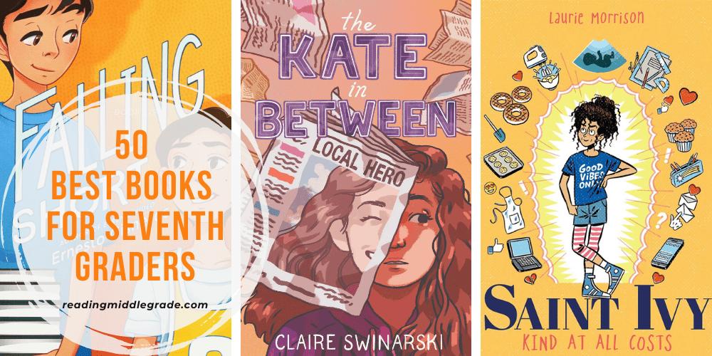 50 Best Books for Seventh Graders