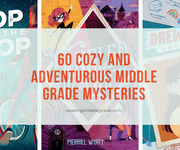 60 Best Middle-Grade Mysteries to Read
