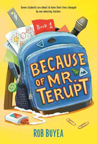 Because of Mr. Terupt - books like Fish in a Tree