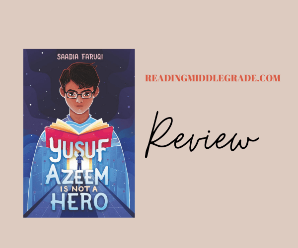 Review | Yusuf Azeem Is Not a Hero