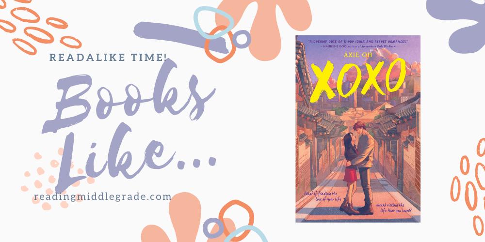 Books Like - XOXO