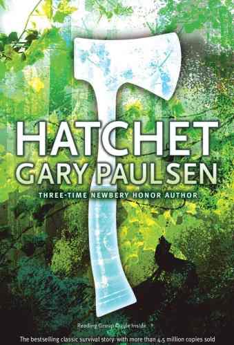 Hatchet - Best Middle Grade Survival Books
