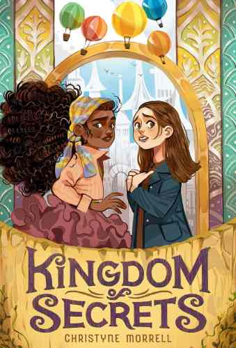 Kingdom of Secrets - Middle Grade Action and Adventure Books