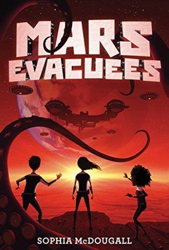 Mars Evacuees - Best Middle Grade Survival Books