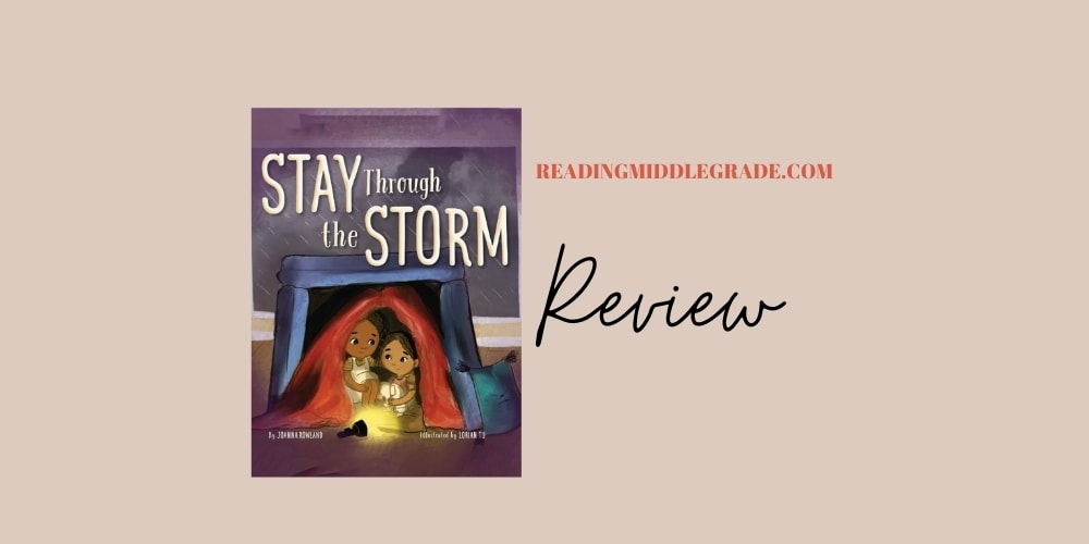 Stay Through the Storm - Book Review