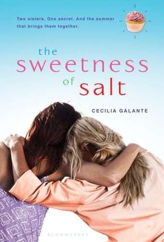 The Sweetness of Salt - Best YA Books About Food