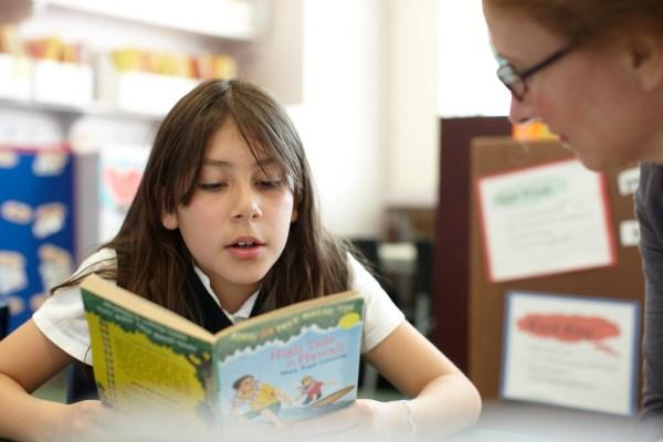 Literacy Challenge Falling Reading Partners