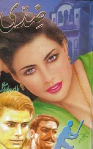 Ziddi Novel By Tahir Javed Mughal Pdf
