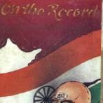 On The Record By Tariq Ismail Sagar Pdf Free
