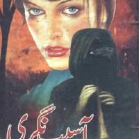 Asaib Nagri Novel By MA Rahat Pdf Download