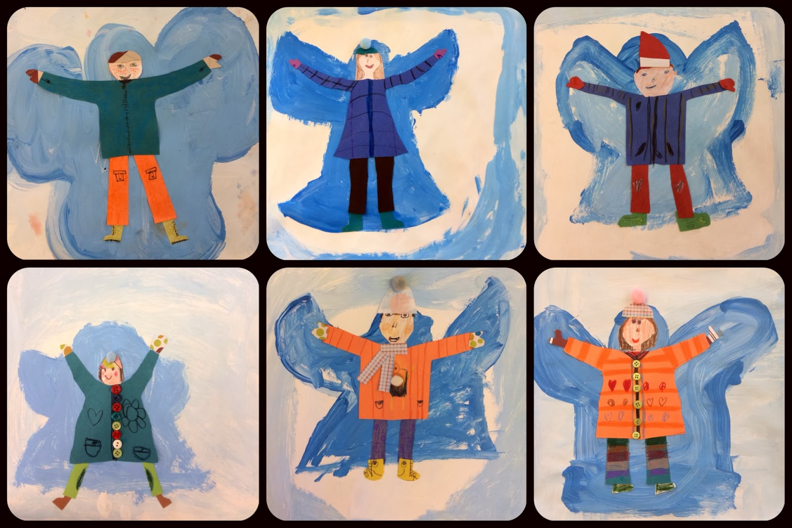 Top Ten Tuesday Top 10 Picture Books To Inspire Winter Art