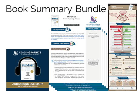 Mindset summary_book summary bundle