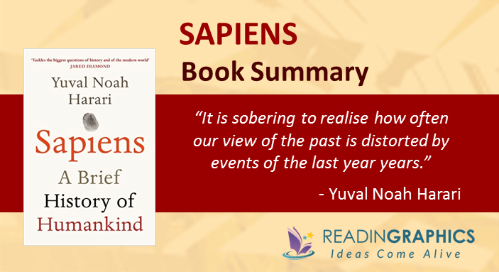 Book Summary - Sapiens: A Brief History of Humankind