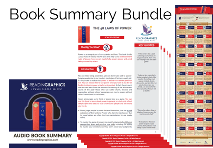 The 48 Laws of Power summary_book summary bundle