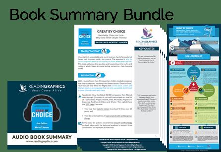 Great by Choice summary_Book Summary Bundle